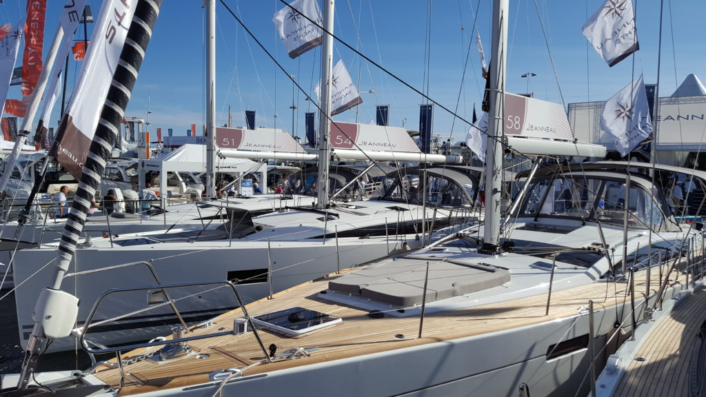 Jeanneau, Cannes Yachting Festival